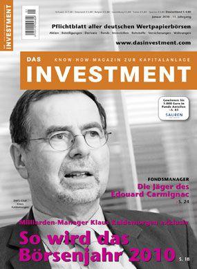 : Ausgabe Januar 2010 ab sofort am Kiosk