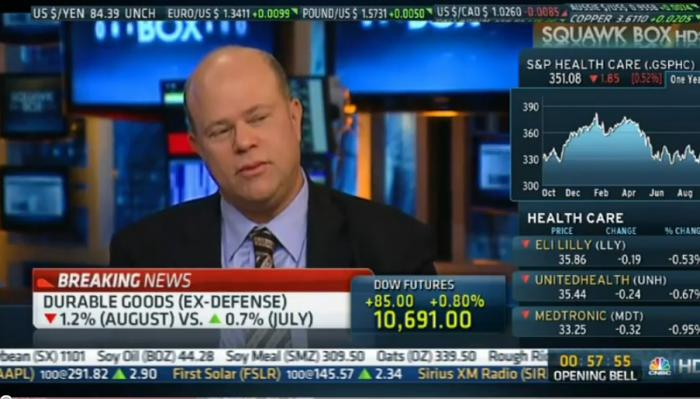 David Tepper Quelle: Youtube
