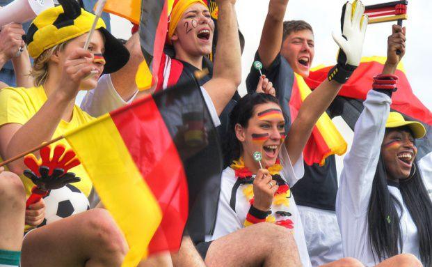 15,7 Prozent aller Deutschen besitzen Aktien. Quelle Fotolia