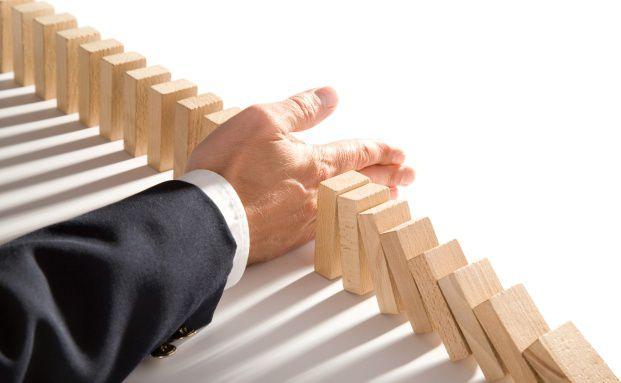Stop-Loss-Marken geh&ouml;ren zu den wirkungsvollsten <br>Absicherungsmechanismen in der Fondsanlage. Quelle: Fotolia