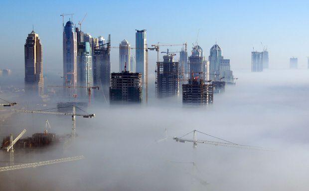 Großbaustelle Dubai, Quelle: Fotolia
