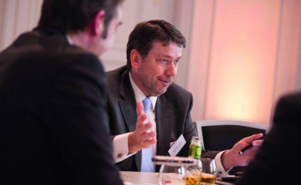 Klaus-Dieter Erdmann, Gründer des VV-Fonds-Datenbankanbieters MMD und Mitinitiator der Plattform Asset Standard. Foto: Uwe Nölke/Lutz Sternstein