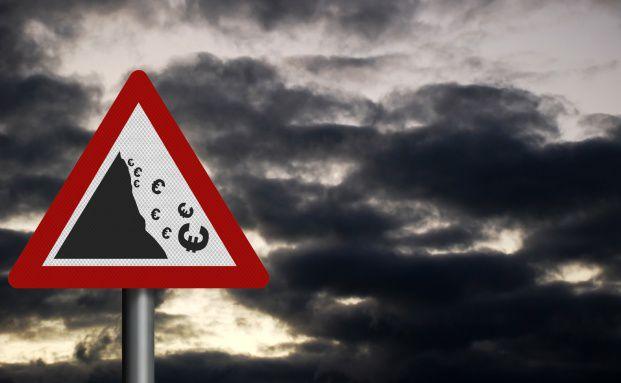 Achtung Eurokrise! Quelle: Fotolia