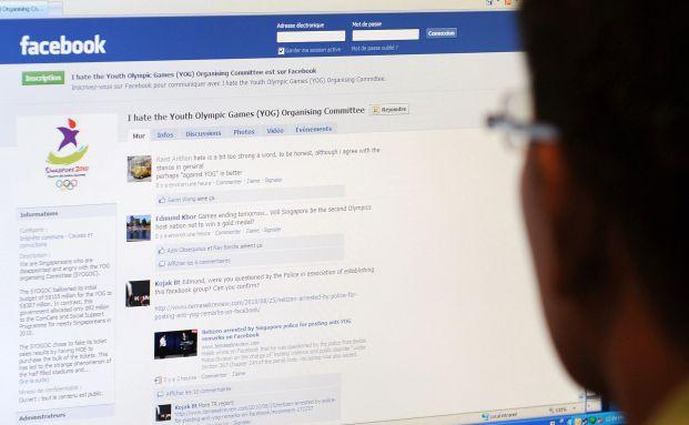 Auch Facebook-Inhalte können karriererelevant sein. Quelle: Gettyimages