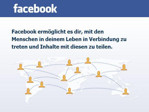 Facebook-Screenshot: Ein Großteil der Online-Mobbing-Attacken findet bei Facebook statt