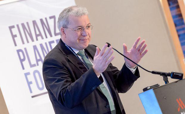 Markus Ferber, Europaabgeordneter und Berichterstatter des Europäischen Parlaments für Mifid II. Foto: Marko Kovic