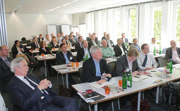 Zum ersten Mal gab es ein Finanzplaner Forum Nord in Hamburg.