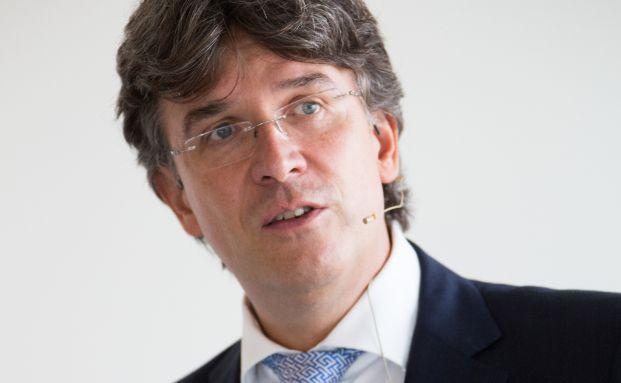 Frank Fischer, Manager des Frankfurter Aktienfonds für Stiftungen. Foto: C. Scholtysik/P. Hipp
