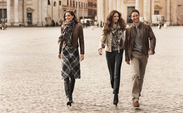 Werbefoto von Gerry Weber: Das Modeunternehmen <br> aus Halle/Westfalen geh&ouml;rt zu den ertragreichsten <br> Depotpositionen des DWS Deutschland. <br> Quelle: Gerry Weber