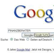 : User googeln mehr nach Beratern