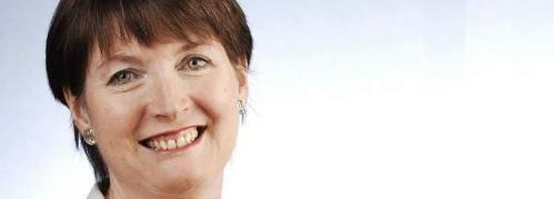 Harriet Harman, <br> Vorsitzende der Labour-Partei