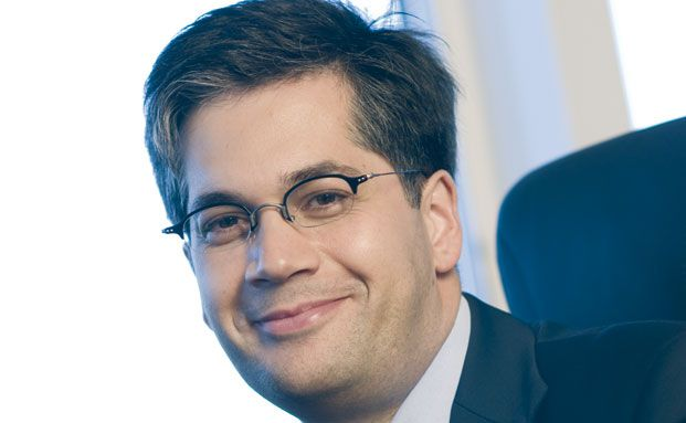 Bernd Hashemian, Vorstand der Kroos AG