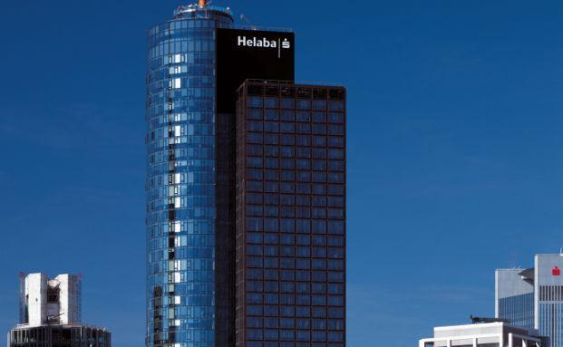 Hauptsitz der Helaba im Frankfurter im Main Tower. <br> Quelle: Helaba