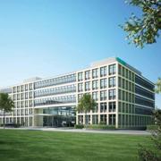 Siemens-Zentrale Düsseldorf  (Modell)