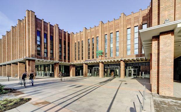 Das HDI-Gerling-Gebäude in Köln