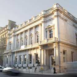 Sitz von HSBC Asset Management in London