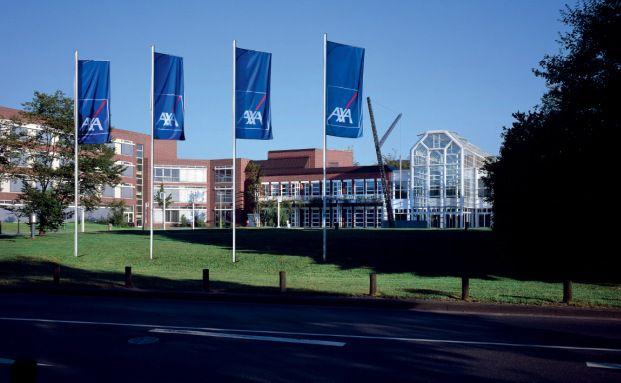Die Axa-Hauptverwaltung in Köln.
