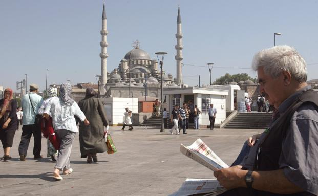 Istanbul. Quelle: Getty Images
