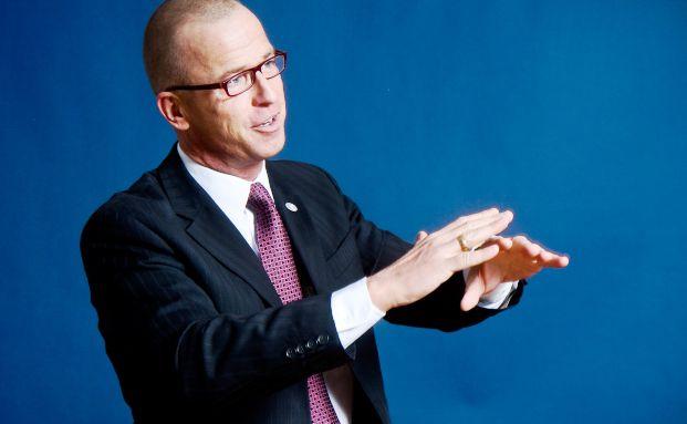 Verkaufstrainer Jörg Laubrinus