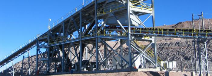 Die Maricunga Goldmine in Chile<br>Quelle: Kinross Gold