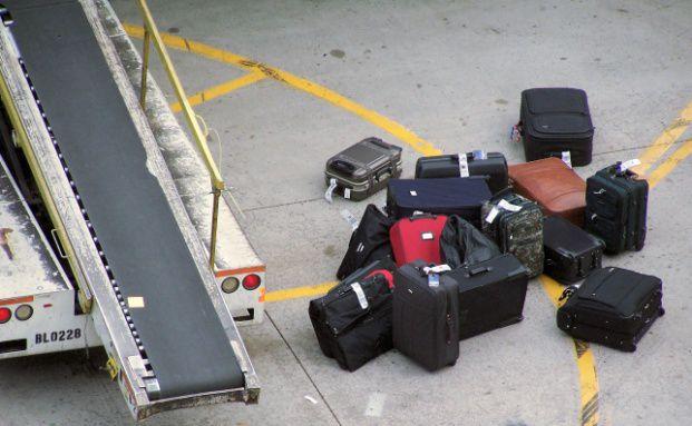 Die Angst geht um: Ein einziger herrenloser Koffer reicht <br> mittlerweile, um einen Gro&szlig;einsatz der Polizei auszul&ouml;sen. <br> Quelle: Fotolia