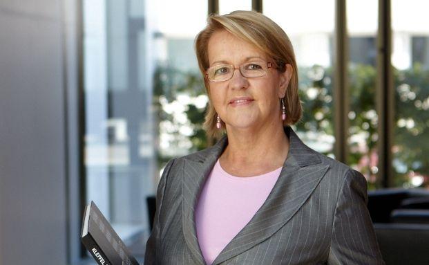 Angelika Kunath, Geschäftsführerin der Immobilienwerte Hamburg