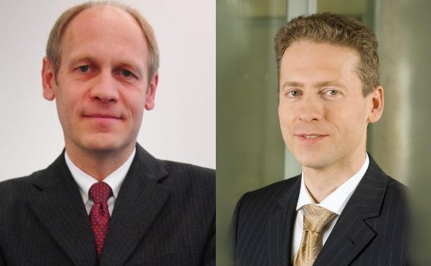 Hendrik Leber, Jens Kummer (v.l.)