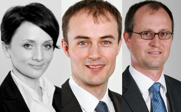Inga Krzeczkowska, Felix Niederer, Mark Rall