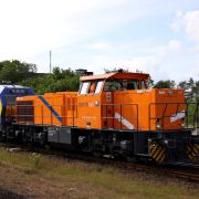 : Diesel- und Elektroloks: Schwestern unterwegs auf Europas Schienen