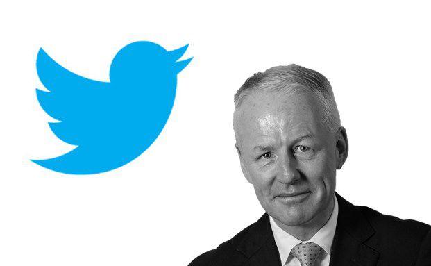 Bei seiner Twitter-Beratung musste er einstecken, nun teilt er aus: Finanzkolumnist Volker Looman. Bildquelle: axelspringer.de, Twitter
