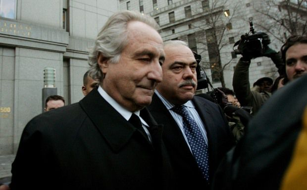 Bernard Madoff. Quelle: Getty Images