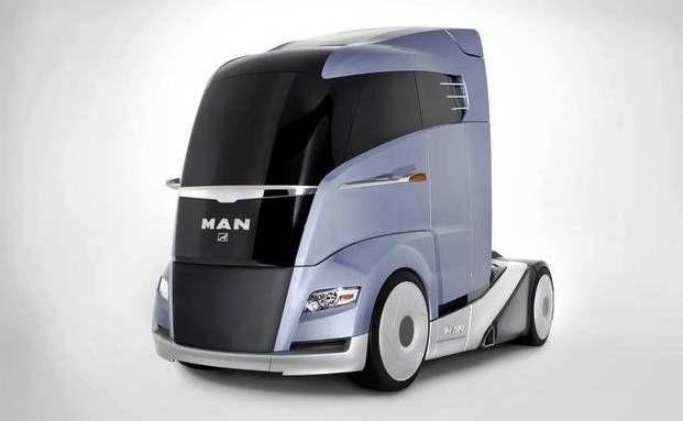 Den Concept S stellte MAN<br/>auf der diesjährigen IAA vor
