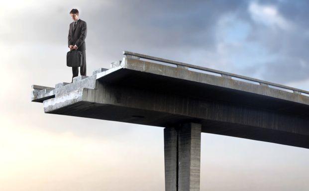 Stiftungsvorst&auml;nde stehen angesichts der Finanzkrise vor <br>gro&szlig;en Herausforderungen. Quelle: Fotolia