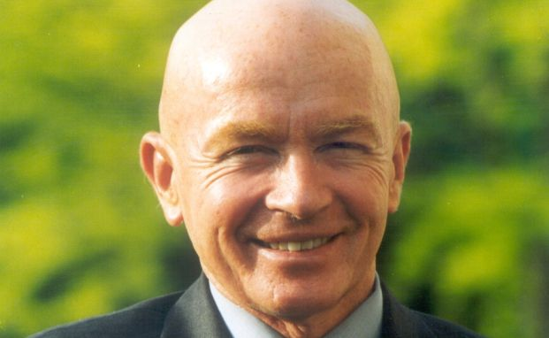 Fondsmanager-Star Mark Mobius, Franklin Templeton
