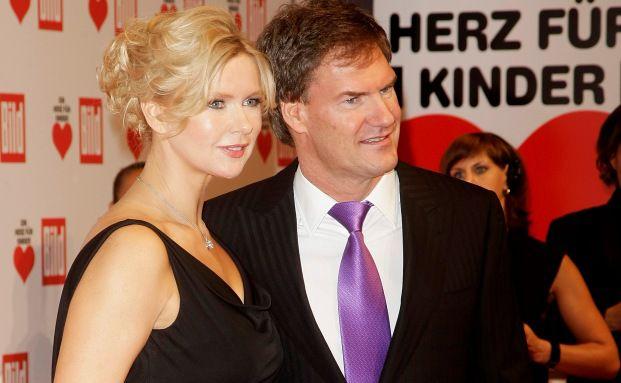 Carsten Maschmeyer mit Lebensgefährtin Veronica Ferres, <br>Quelle: Gettyimages