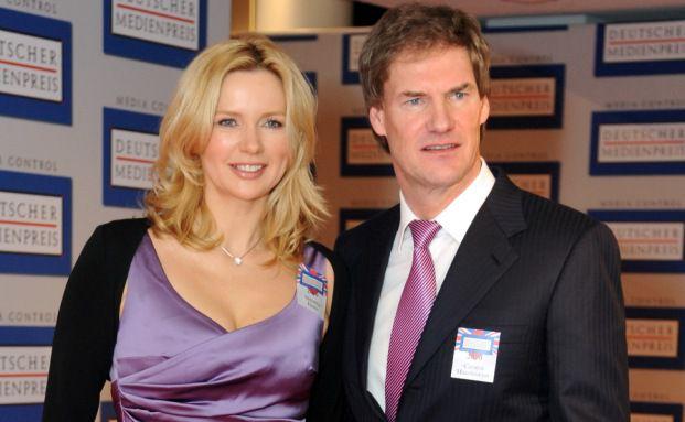 Carsten Maschmeyer mit Lebensgefährtin Veronica Ferres. Quelle: Getty Images