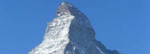 Reichmuth löst Matterhorn auf