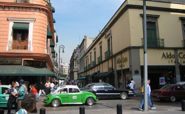 In Mexiko waren VW Käfer lange Konsum-Gut. Foto: Pixelquelle