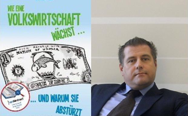 Andreas Lindner und sein Buchtipp.<br>Quelle: Amazon
