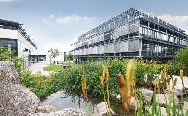 MLP AG Zentrale in Wiesloch. Foto: © MLP AG