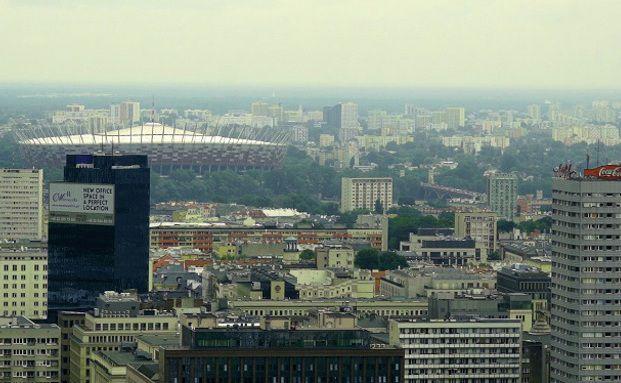 Die Skyline von Warschau. (Foto: Franklin Templeton)