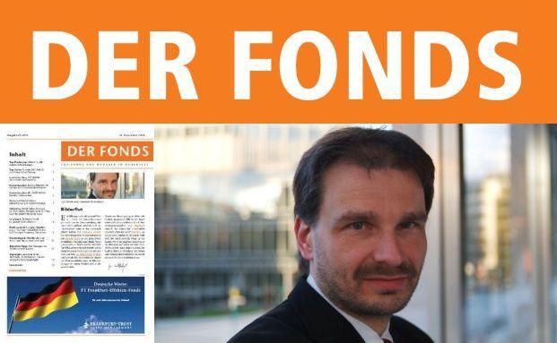 Jeden zweiten Freitag berichten Egon Wachtendorf<br/>und sein Team ausführlich rund um das Thema Fondsanlage<br/>und sagen, welche Fonds aktuell auf die Kaufliste gehören.