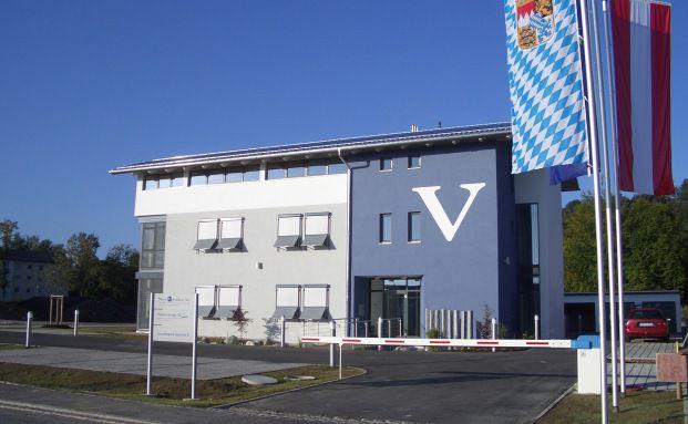 Hauptniederlassung des Studiensiegers <br> Neue Vermögen AG