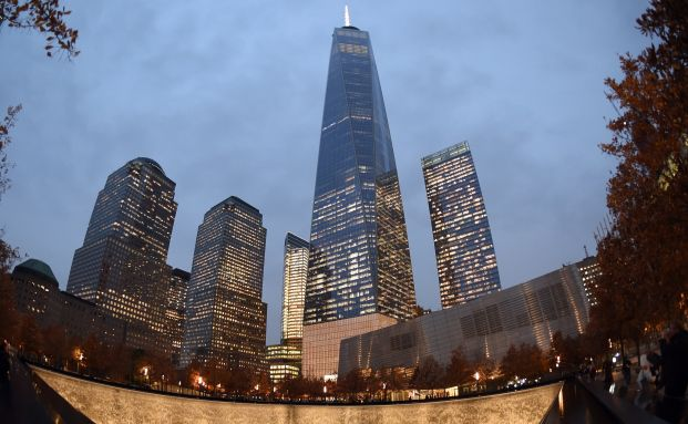 One World Trade Center in New York: Das neu errichtete Gebäude gehört zu den Top-Lagen der US-Metropole. (Foto: DON EMMERT/AFP/Getty Images)