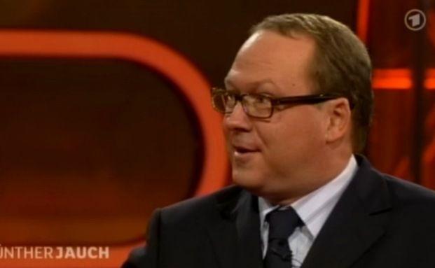 Max Otte bei Günther Jauch