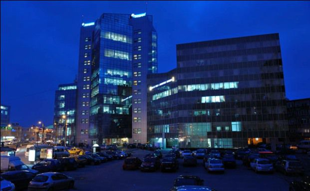 PGV Tower in Bukarest Quelle: Global Vision