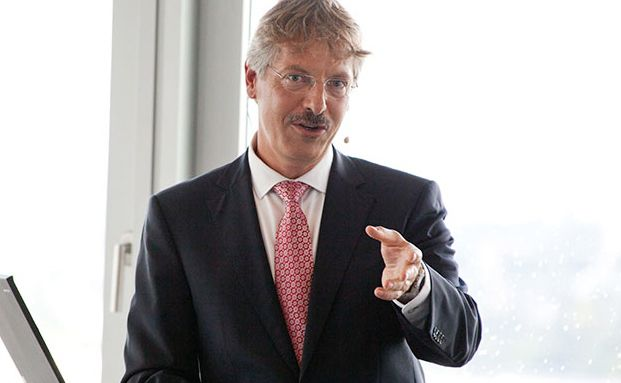 Philipp Vorndran Kapitalmarktstratege vom Kölner Vermögensverwalter Flossbach von Storch