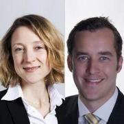 Sarah Lemke, Christian Hammer, <br>Netfonds