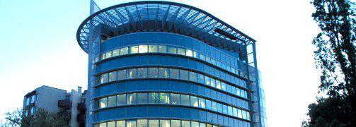 Berliner Filiale der Quirin Bank am<br/>Kurfürstendamm