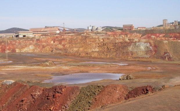 Eine Rio-Tinto-Mine